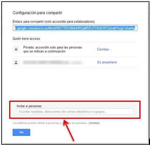 Cómo Compartir Archivos En Google Drive