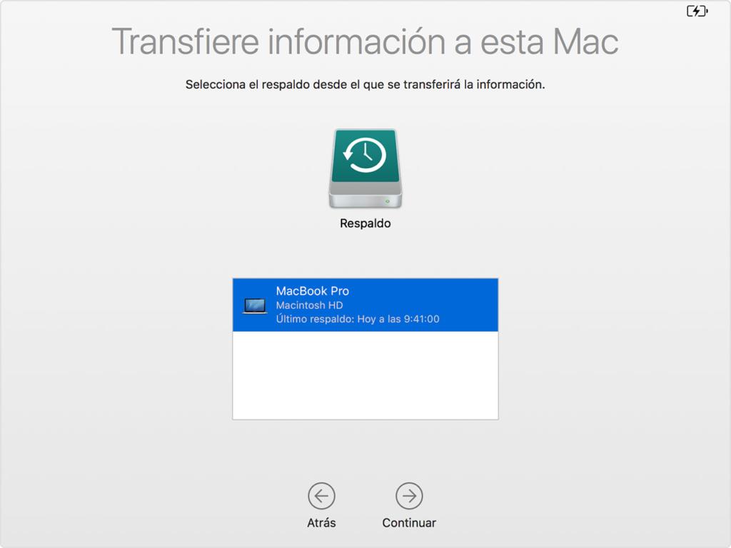Transferir Archivos De Mac A Mac