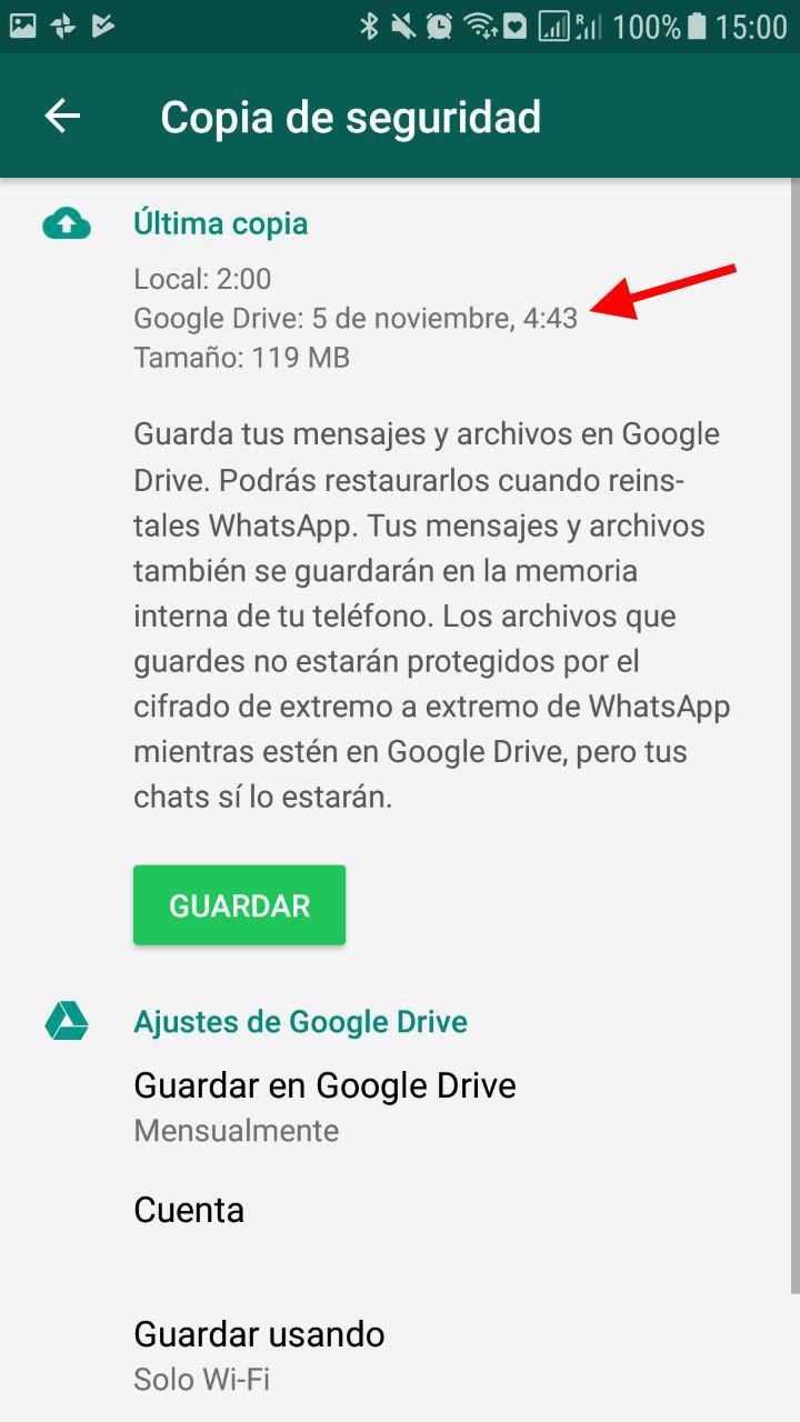 Cómo Recuperar Fotos Borradas De Whatsapp Samsung