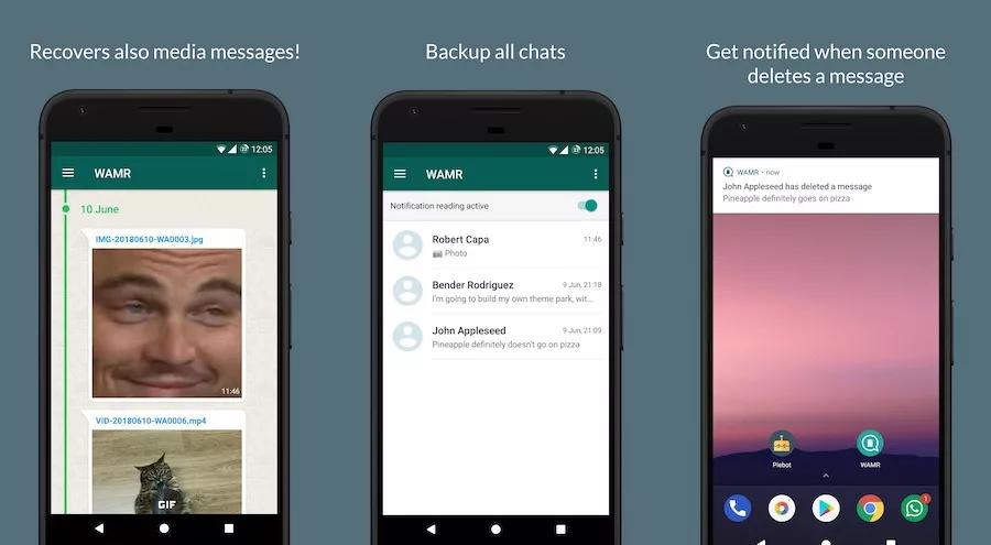 ¿Cuál Es La Mejor Aplicación Para Recuperar Mensajes Borrados De Whatsapp Y Cómo Descargarla?