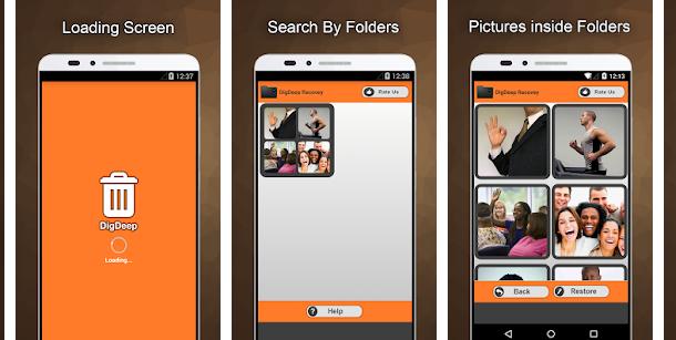 Aplicación Para Recuperar Fotos Borradas