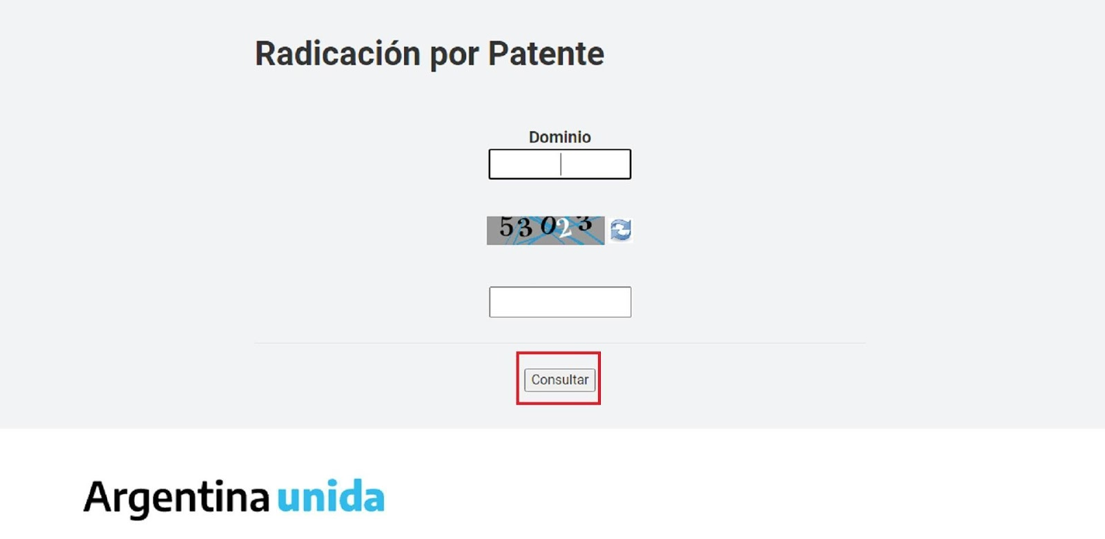 Donde Está Radicado Mi Auto Por Patente