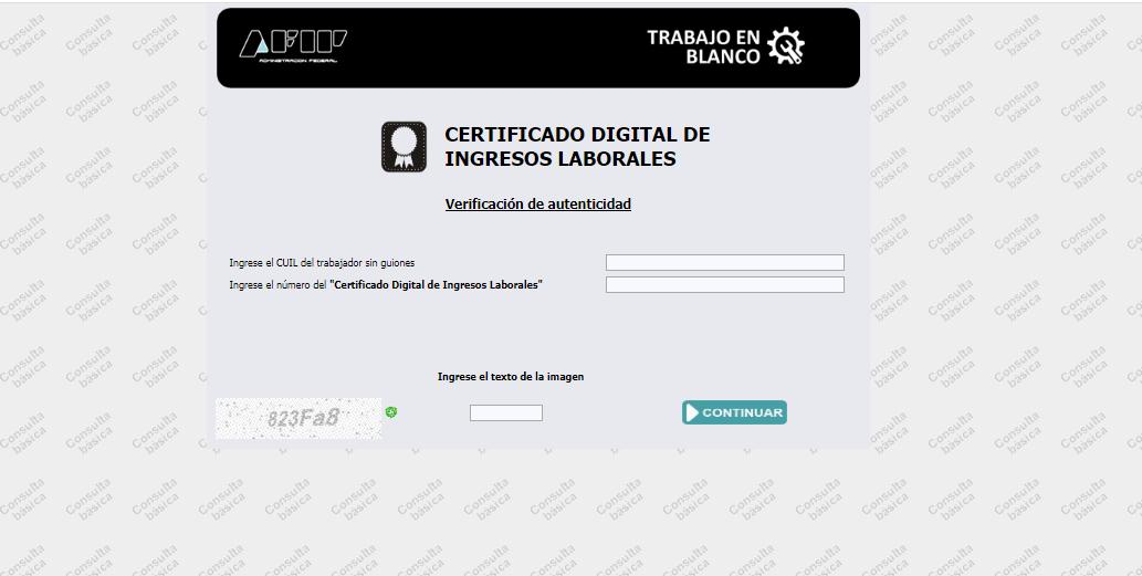 Cómo Imprimir El Certificado Digital De Ingresos Laborales
