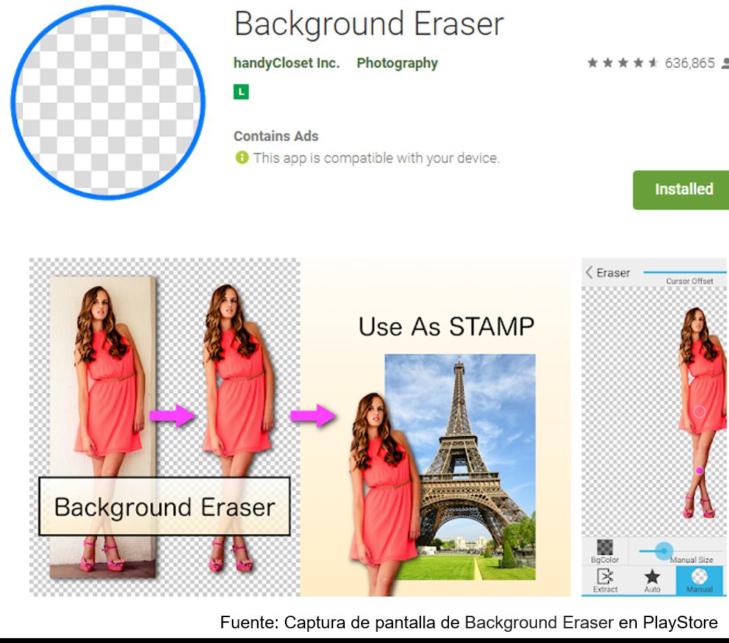App Para Cambiar El Fondo De Una Foto